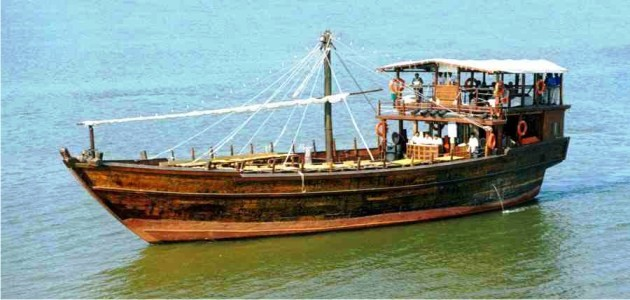 Rose Royal Dhow Cruise