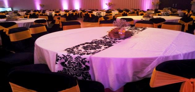 Panjim Community Hall- Banquet Set up