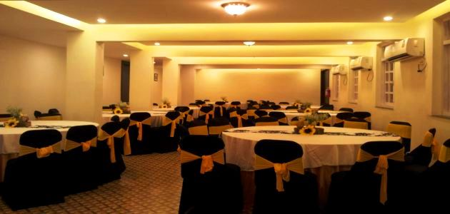 Panjim Community Hall- Banquet Set up-1