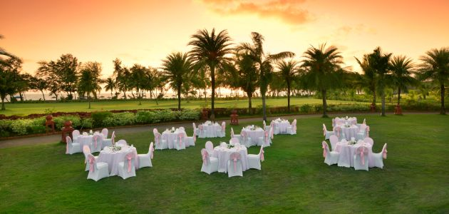 THE LALIT GOLF & SPA RESORT GOA - Event Lawn